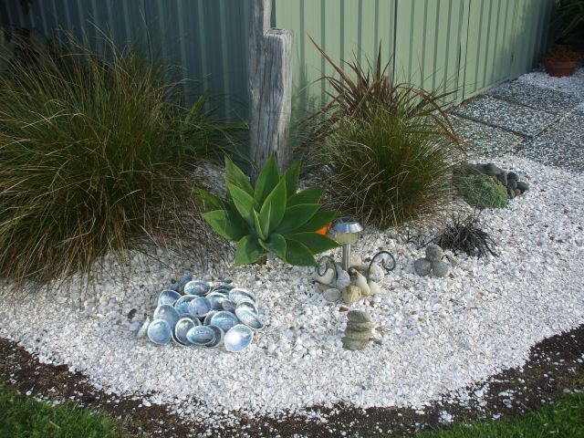 Bulk Crushed Clam Shells For Landscaping Bulk Crushed Clam Shells